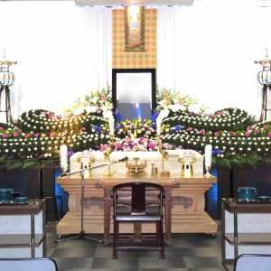 新潟葬儀事例